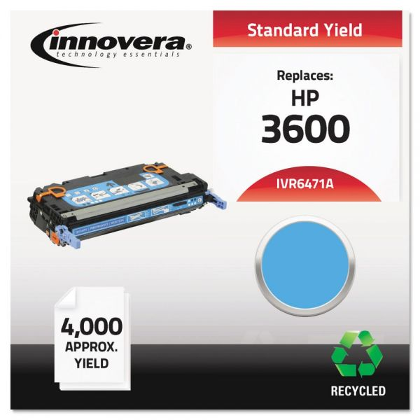 Innovera Remanufactured HP 3600 (Q6471A) Toner Cartridge