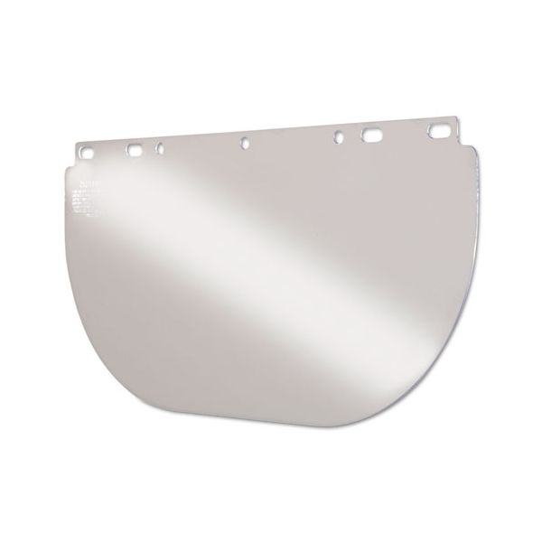 Anchor Brand Unbound Visor For FibreMetal Frames, Clear, 16 1/2w x 8h