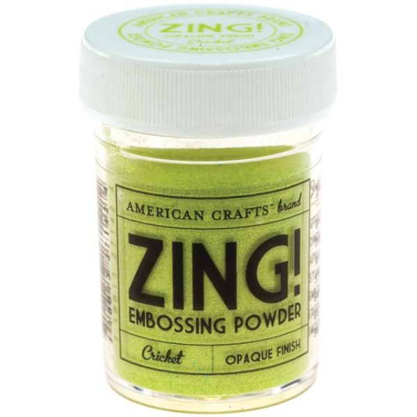 Zing! Opaque Embossing Powder 1oz