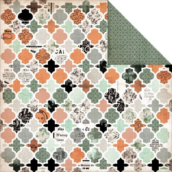 Mister Fox Double-Sided Cardstock