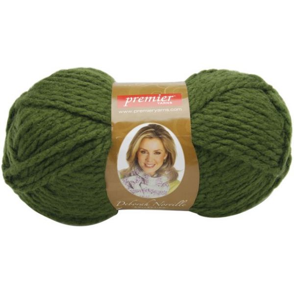 Deborah Norville Collection Serenity Chunky Yarn - After Dark