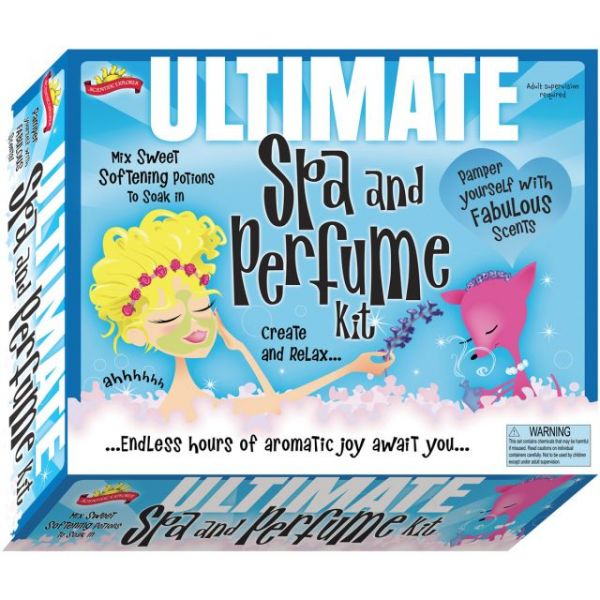 Scientific Explorers Ultimate Spa And Perfume Kit