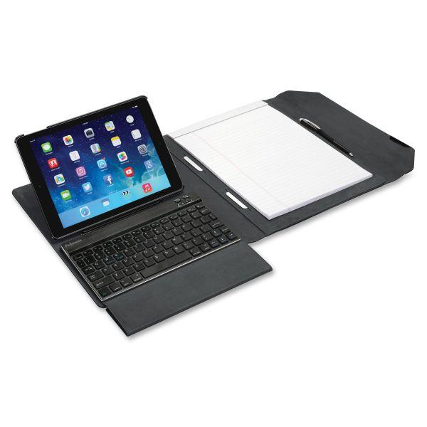 Fellowes MobilePro Series Executive Folio for iPad Air/iPad Air 2/Pro 9.7, Black