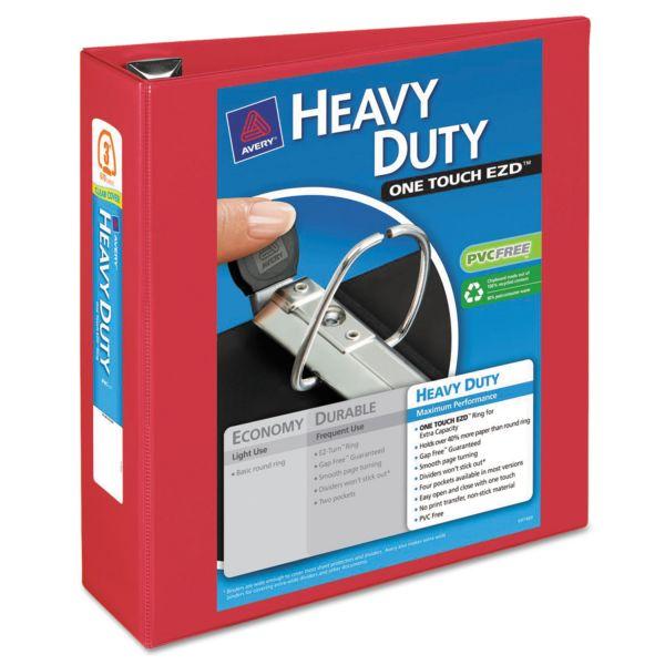 "Avery Heavy-Duty 3"" View Binder"