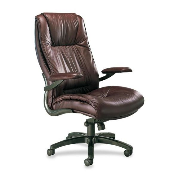 Tiffany Industries High-Back Swivel/Tilt Office Chair