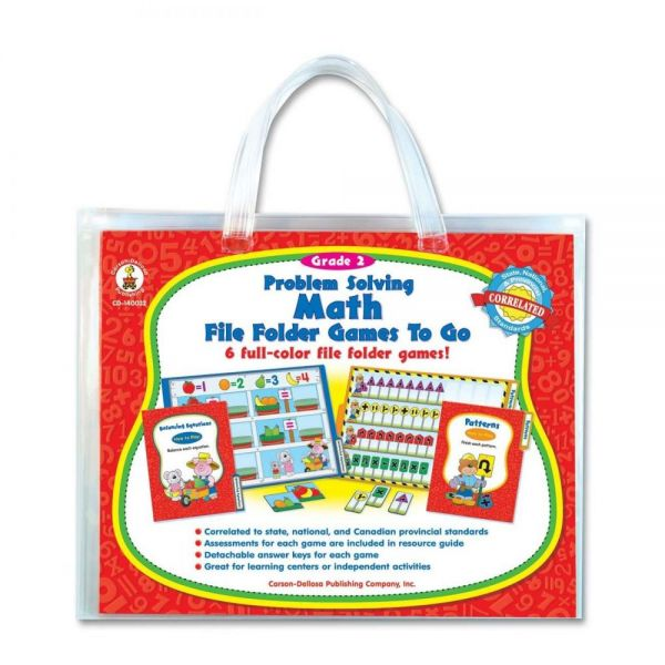Carson-Dellosa Problem Solving Math Game