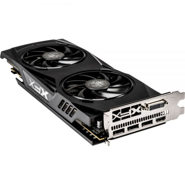 XFX Radeon RX 480 Graphic Card - 1.29 GHz Core - 8 GB GDDR5 - PCI Express 3.0 - Dual Slot Space Required
