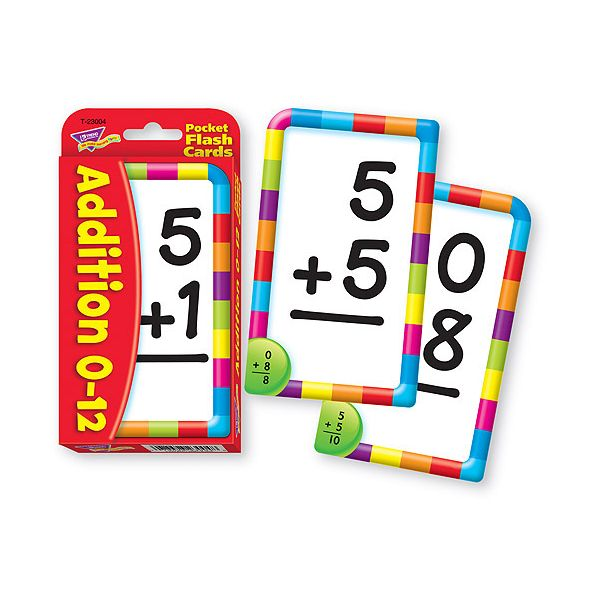 Trend Pocket Flash Cards
