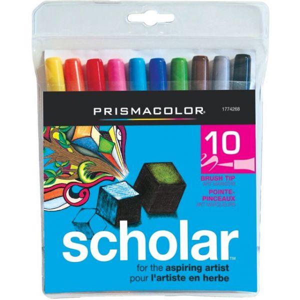 Prismacolor Scholar Markers