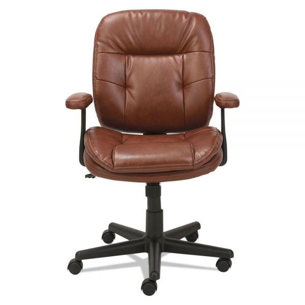 OIF Swivel/Tilt Leather Task Chair