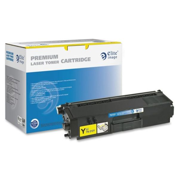 Elite Image Remanufactured Brother TN315Y Toner Cartridge