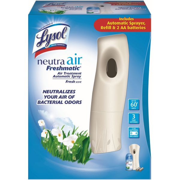 Lysol Neutra Air Freshmatic Air Freshener Starter Kits