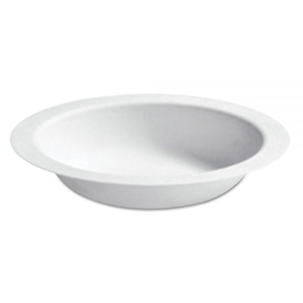 Chinet Classic White 4 oz Molded Fiber Side Dish Bowls