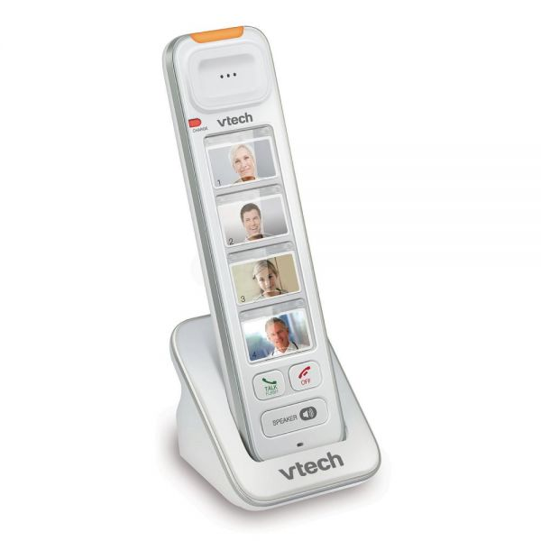 VTech CareLine Photo Speed Dial Cordless Handset