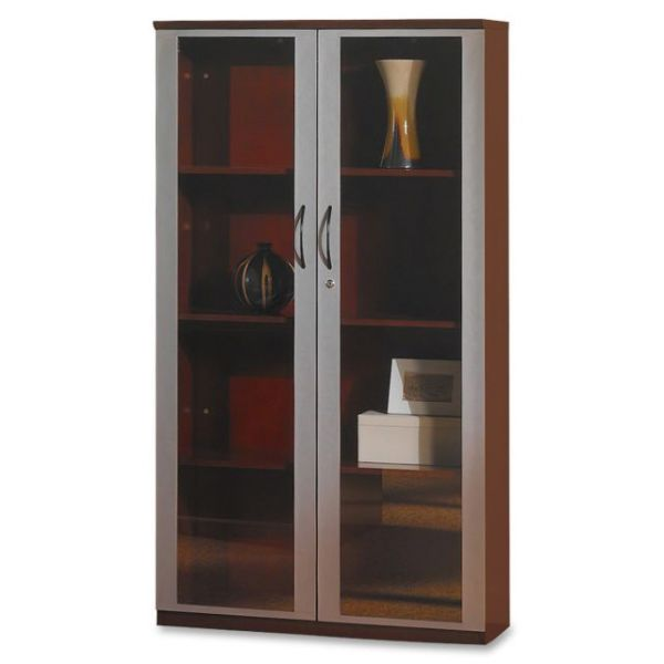 "Mayline VC68G Doors for 68"" Wall Cabinet"