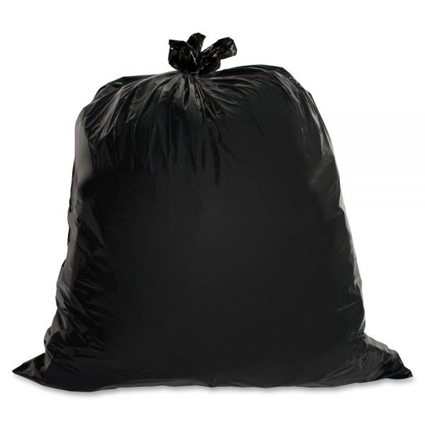 Genuine Joe Heavy-Duty 45 Gallon Trash Bags