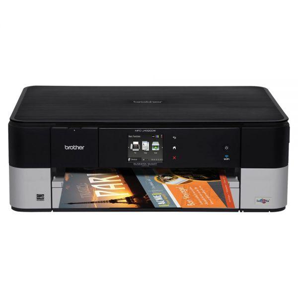 Brother Business Smart MFC-J4320DW Inkjet Multifunction Printer - Color - Plain Paper Print - Desktop