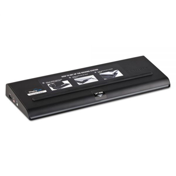 Targus Universal USB 3.0 DV2K Docking Station with Power