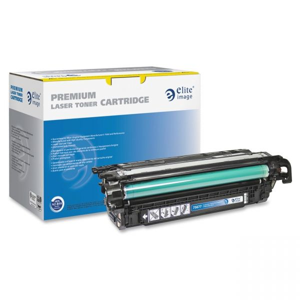 Elite Image Remanufactured HP CE260A Toner Cartridge