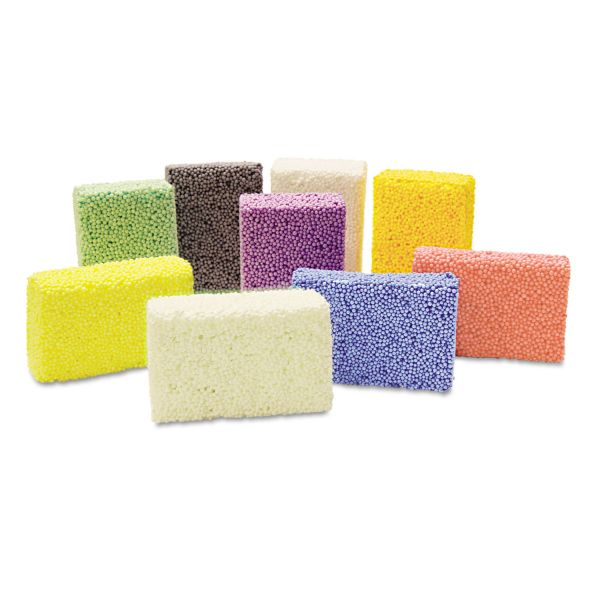 Creativity Street Squishy Foam Classpack