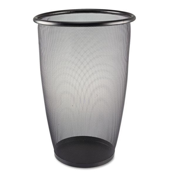 Safco 9 Gallon Mesh Trash Can