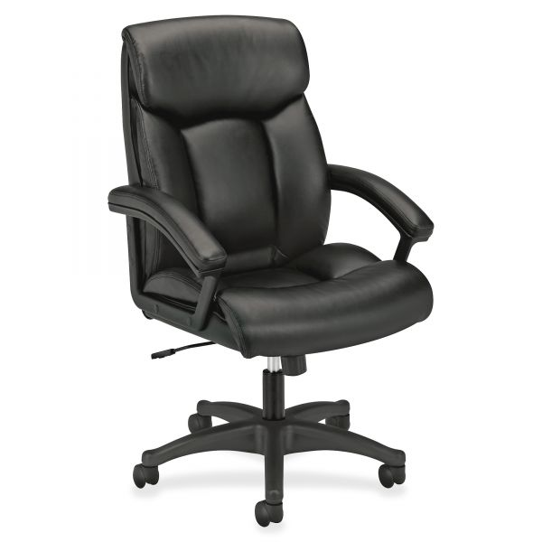 basyx by HON HVL151 High Back Executive Office Chair