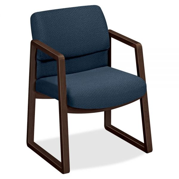 HON 2400 Series Sled Base Guest Chair