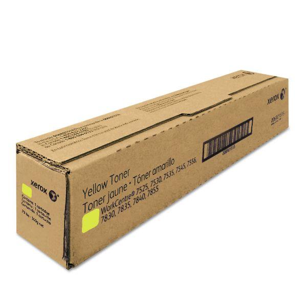 Xerox 006R01514 Yellow Toner Cartridge
