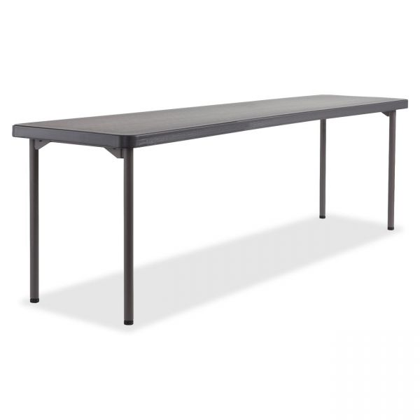 Iceberg Maxx Legroom Rectangular Folding Table