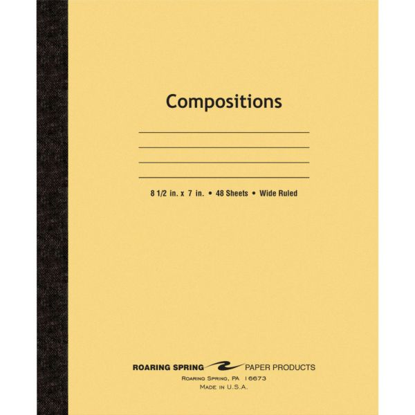Roaring Spring Composition Notebook