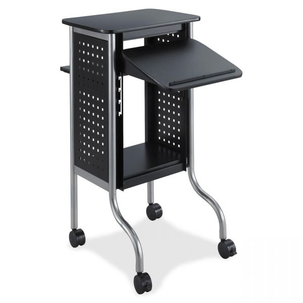 Safco Scoot Presentation Cart