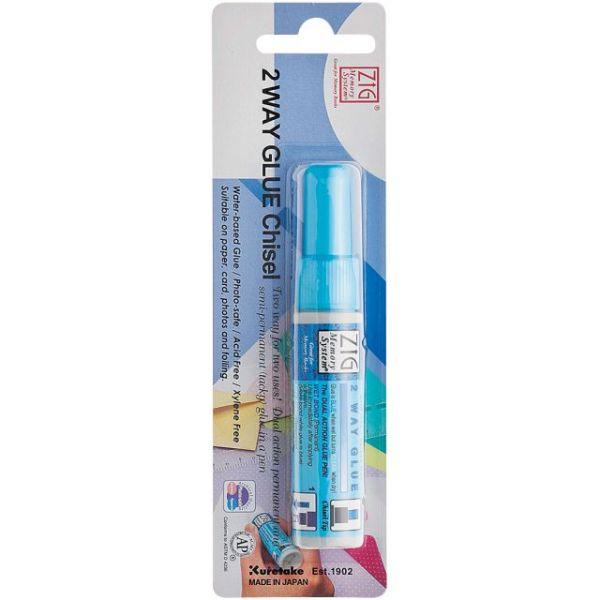 Kuretake Zig 2-Way Glue Pen