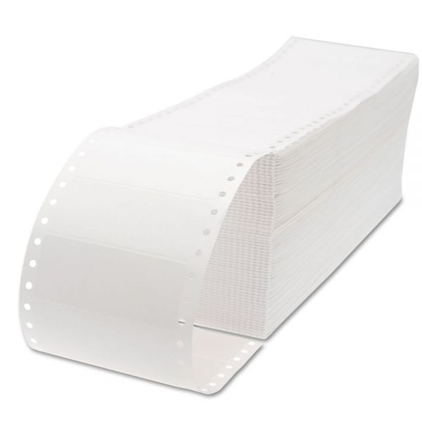 Universal Dot Matrix Printer Multipurpose Labels