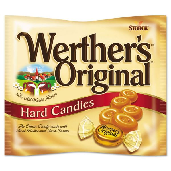 Werther's Original Individually Wrapped Hard Candy