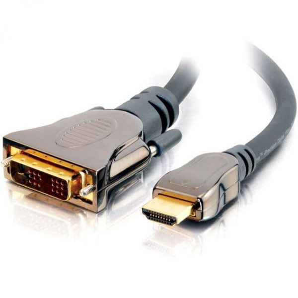 C2G 0.5m SonicWave HDMI to DVI-D Digital Video Cable (1.6ft)