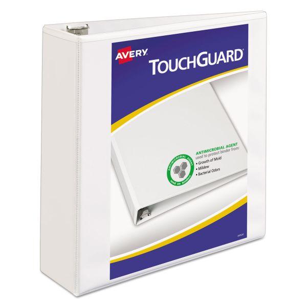 "Avery TouchGuard 3"" 3-Ring View Binder"