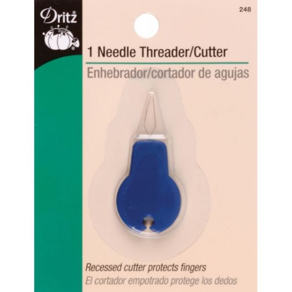 Needle Threader & Cutter