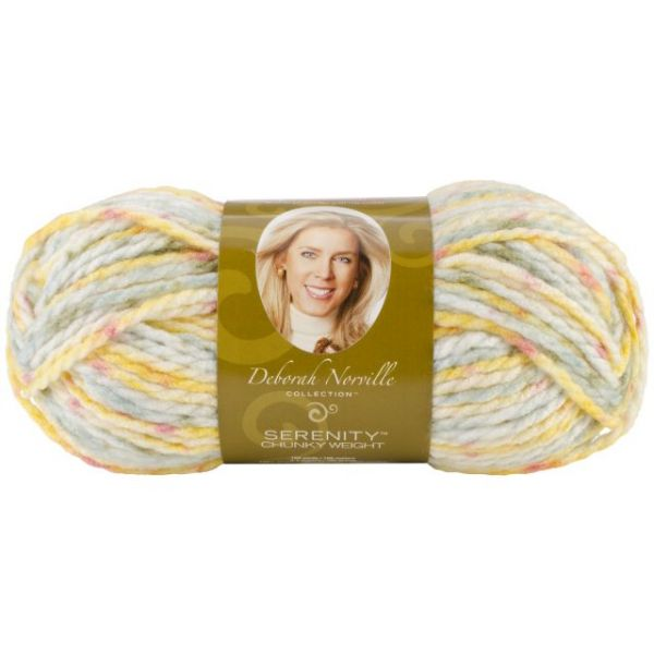 Deborah Norville Collection Serenity Chunky Light Yarn - Golden
