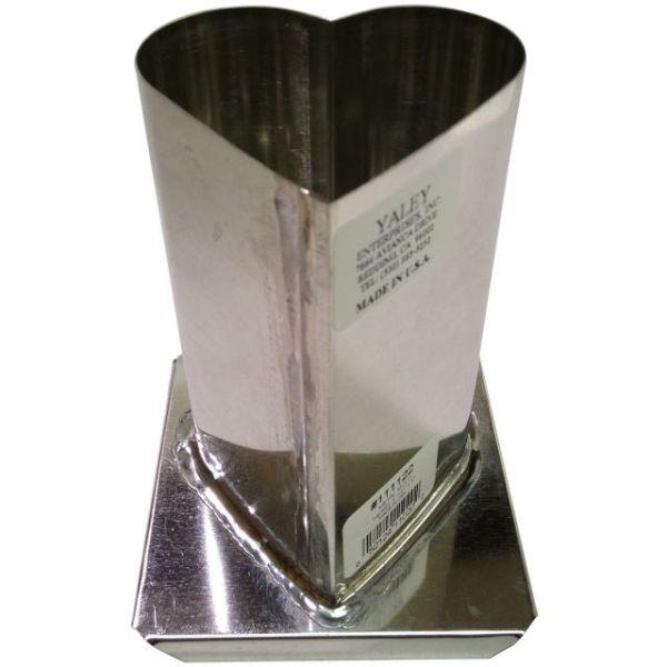 Yaley Metal Candle Mold