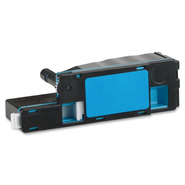 Media Sciences Remanufactured Dell 331-0777 Cyan Toner Cartridge