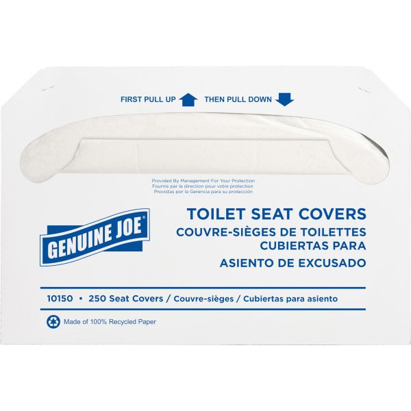 Genuine Joe Toilet Seat Covers