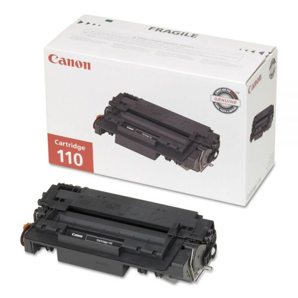 Canon 110 Black Toner Cartridge (0985B004AA)