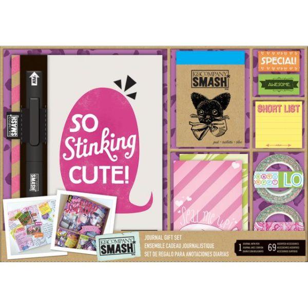 SMASH Folio Gift Set 69pcs