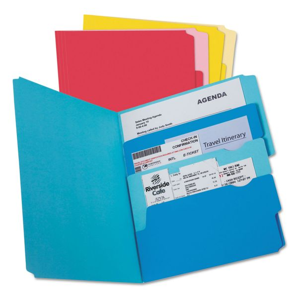 Pendaflex Divide It Up Multi-Section File Folder