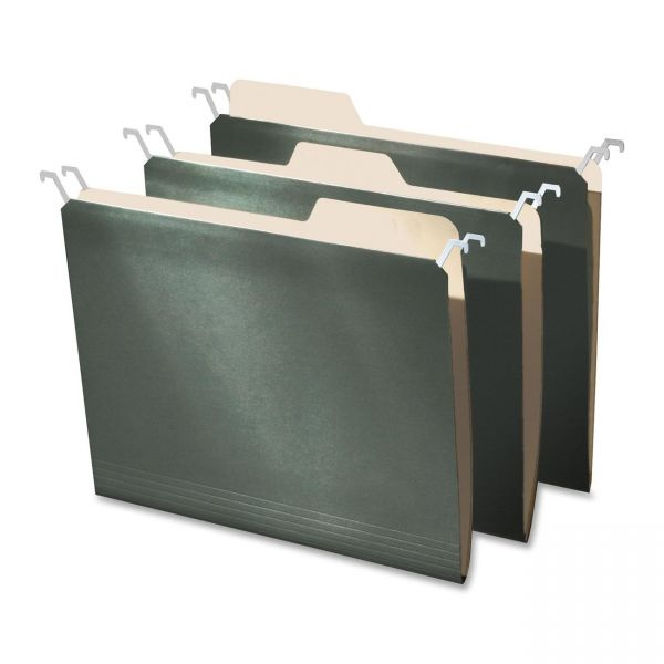 find It Hanging File Folder with Innovative Top Rail
