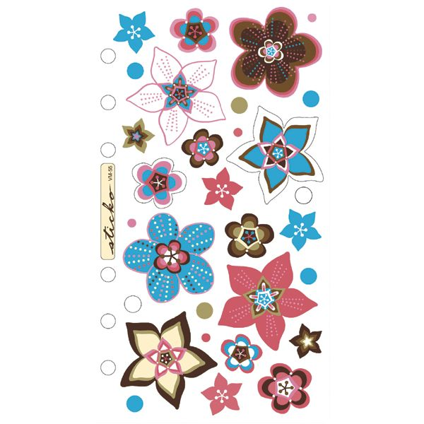 Sticko Vellum Stickers