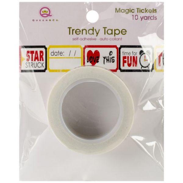 Magic Trendy Tape 15mm X 10yds