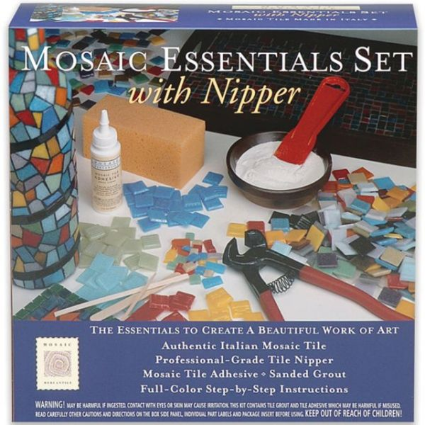 Mosaic Essential Set W/Nipper