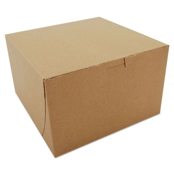 SCT Bakery Boxes