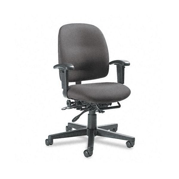 Global Granada Series Low-Back Multi-Tilter Chair